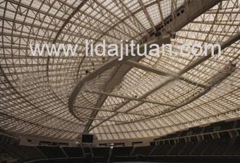 LD92008 China steel structure