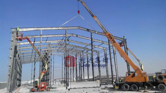 Qatar steel structure