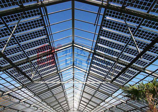 Photovoltaic Smart Greenhouse